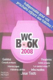 Wc Book (Edition 2008) - Intérieur - Format classique