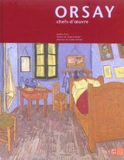 Orsay - Chefs-D'Oeuvre - Intérieur - Format classique