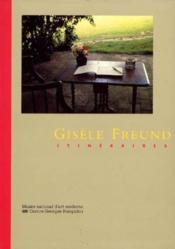 Gisele freud - Couverture - Format classique