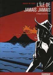 Les voyages de Juan sans terre t.2 ; lîle de plus jamais - Intérieur - Format classique