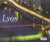 Lyon Rive Droite Rive Gauche - 4ème de couverture - Format classique