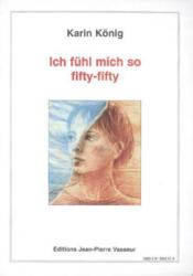 Ich Fuhl Mich So Fifty-Fifty - Couverture - Format classique