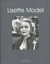 Lisette Model - Intérieur - Format classique