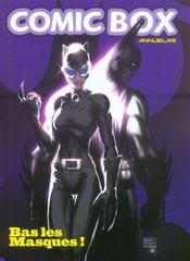 Comic Box Annuel 3 ; Bas Les Masques ! - Intérieur - Format classique
