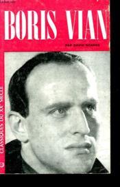 Boris Vian - Couverture - Format classique