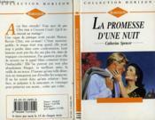 La Promesse D'Une Nuit - Love'S Sting - Couverture - Format classique