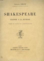 Shakespeare Raconte A La Jeunesse - Couverture - Format classique
