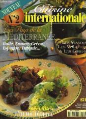 Cuisine Internationale N°2 - Couverture - Format classique