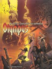 Olympus: La boîte de Pandore - Intérieur - Format classique