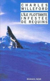 L'Ile Flottante Infestee De Requins - Couverture - Format classique