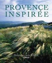 Provence inspiree - Couverture - Format classique