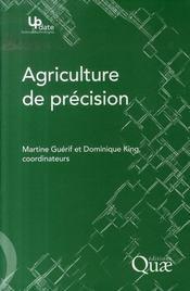 Agriculture de précision - Intérieur - Format classique