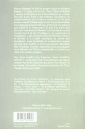 Dogme Et La Loi Dans L'Islam (Le) - 4ème de couverture - Format classique