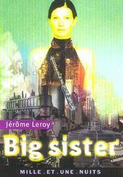 Big sister - Intérieur - Format classique
