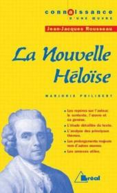 La Nouvelle Heloise - Rousseau - Couverture - Format classique