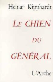 Le Chien Du General - Couverture - Format classique