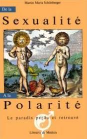 De la sexualité à la polarité - Couverture - Format classique