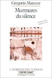 Murmures du silence - Couverture - Format classique