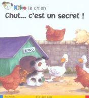 Kiko le chien ; chut... c'est un secret ! - Intérieur - Format classique