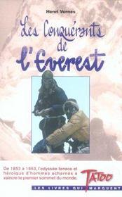 Les Conquerants De L'Everest - Intérieur - Format classique