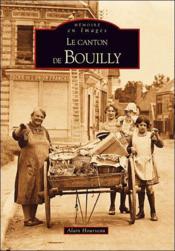 Le canton de Bouilly - Couverture - Format classique