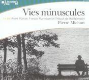 Vies minuscules cd - Intérieur - Format classique