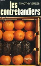 Les Contrebandiers. - Couverture - Format classique