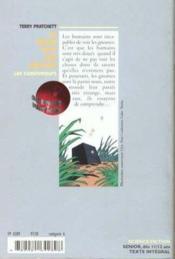 Le Grand Livre Des Gnomes. Les Camionneurs. Collection Castor Poche N° 608 - Couverture - Format classique