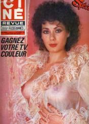 Cine Revue - Tele-Programmes - 56e Annee - N° 41 Special - Logan'S Run - Couverture - Format classique