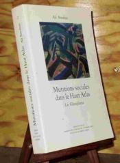 Mutations sociales dans le Haut Atlas ; les Ghoujdama - Couverture - Format classique