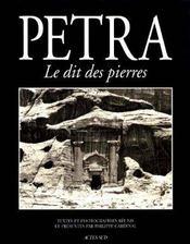 Petra, Dit Des Pierres - Intérieur - Format classique