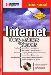 Dossier Special Internet Trucs Et Astuces - Intérieur - Format classique