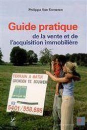 Guide pratique de la vente et de l'acquisition immobilière - Couverture - Format classique