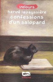 Confessions D Un Salopard - Intérieur - Format classique