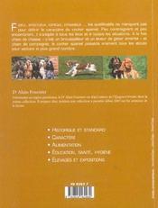 Cocker Spaniel (Le) - 4ème de couverture - Format classique