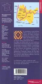 Le Monastere Royal De Brou - 4ème de couverture - Format classique