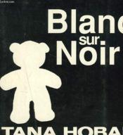 Blanc Sur Noir - Couverture - Format classique