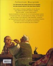Coppélia - 4ème de couverture - Format classique