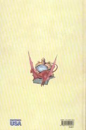 Arrowsmith T.1 - 4ème de couverture - Format classique