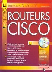 Routeurs Cisco Reseaux & Securite - Intérieur - Format classique