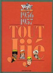 Tout Jije t.5 ; 1956-1957 - Couverture - Format classique
