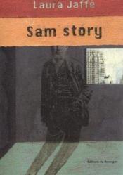 Sam Story - Couverture - Format classique