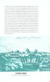 Le Fetiche ; Genealogie D'Un Probleme - 4ème de couverture - Format classique