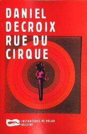 Rue Du Cirque - Intérieur - Format classique