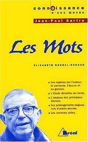 Les mots, de Jean-Paul Sartre - Intérieur - Format classique