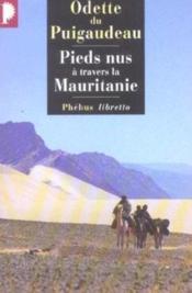 Pieds nus à travers la Mauritanie - Couverture - Format classique