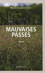 Mauvaises Passes - Couverture - Format classique