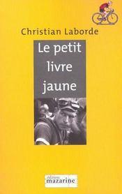 Le Petit Livre Jaune - Intérieur - Format classique
