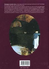 Oenologie Et Crus Des Vins. - 4ème de couverture - Format classique
