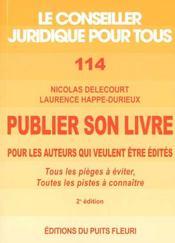 Publier Son Livre - Intérieur - Format classique